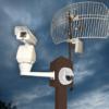 PTZ & Antenna Mast