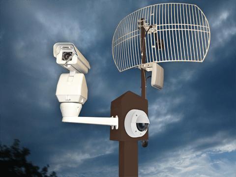 8x10 platform ptz mast camera lg - 8 x 10 Mounting Platform