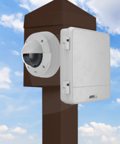 axis camera power box lg 247x296 - 8 X 10 Mounting Platform (Birdhouse)