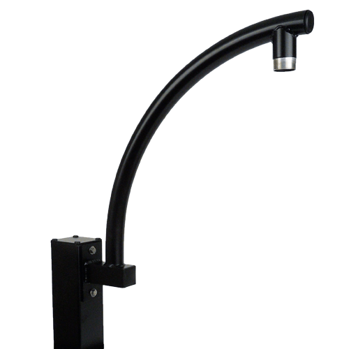 surface mount pole fly out lg - Universal Surface Mounting System