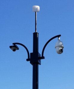 1antenna1polemastWrap2FlyoutPTZPano 1 247x296 - SteadyMax 12′ Solar & Wireless Pole