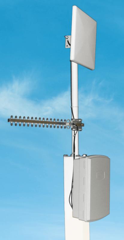 Yagi antenna pole mast lg 414x800 - Antenna Masts