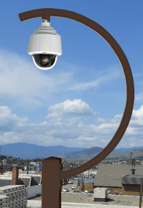 fly over ptz lg 1 - Fly-Over Camera Mount
