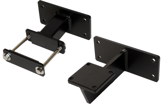 wall mount strong poles - Wall Mount Brackets