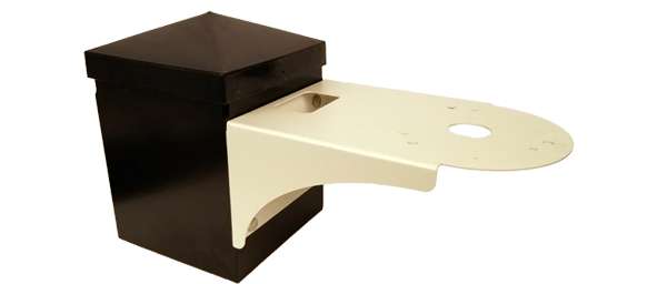 birdhouse platform - Top Mount PTZ Camera Platform