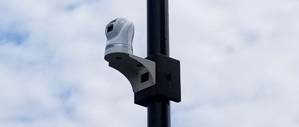 platform wrap - Top Mount PTZ Camera Platform