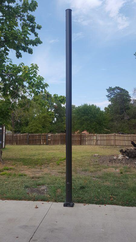 Strong Poles Camera Pole