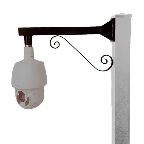 24in straight flourish - SteadyMax Pole Accessories 12′ & Above