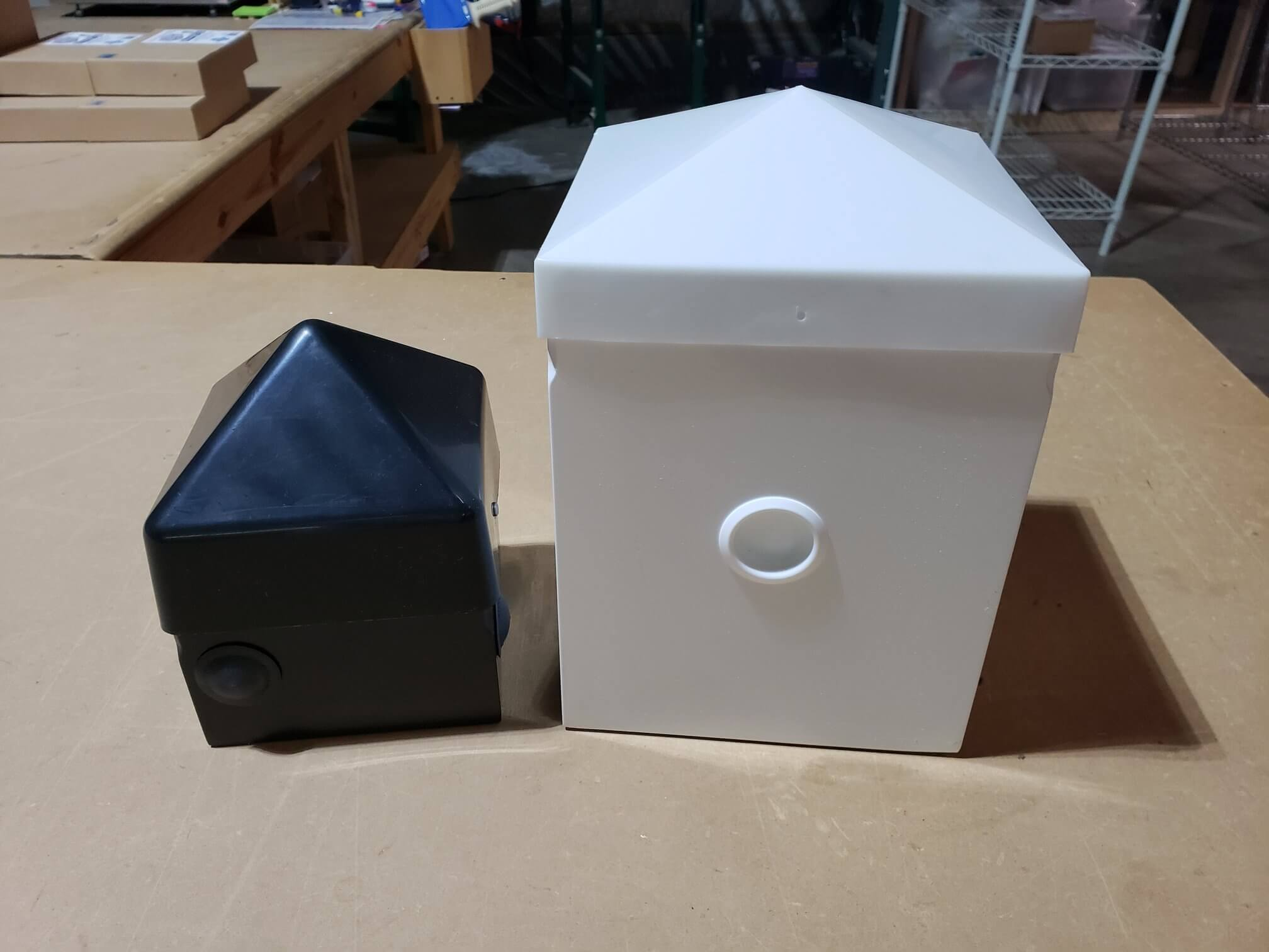 birdhouse and 6x6 junction box resize - Ultra Stable Platforms that is what the 6x6 Junction Box and the 8x10 Mounting Platforms.