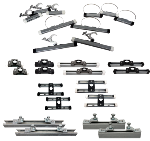 All Strong Strut Mounts 510x478 - Strong Strut Mounting Bars