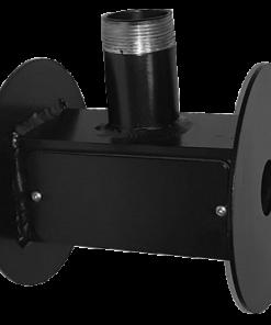 sp dual para mount 247x296 - Dual Dome/Bullet Adaptor