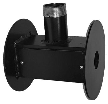 sp dual para mount - Dual Dome/Bullet Adapter