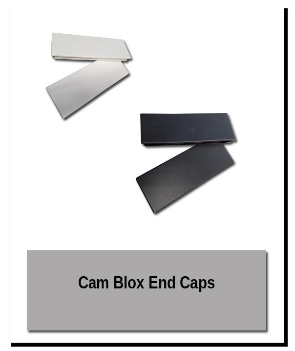 Cam Blox End Caps - Cam Blox Bodies & Parts