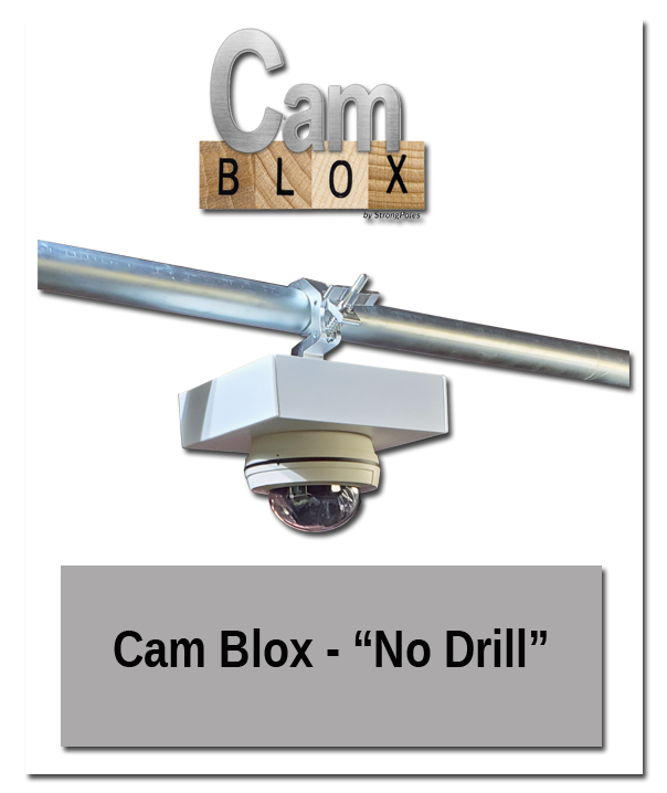 Cam Blox in use - Indoor Mounting Showroom