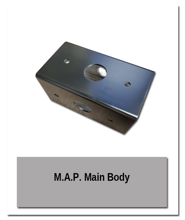 MAP Main Body - MAP/Junction Bodies & Parts