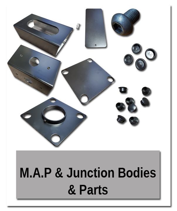 Map Junction Bodies - Miscellaneous Parts