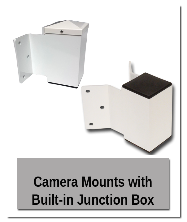 Mounts with Junction - Building Mount Showroom