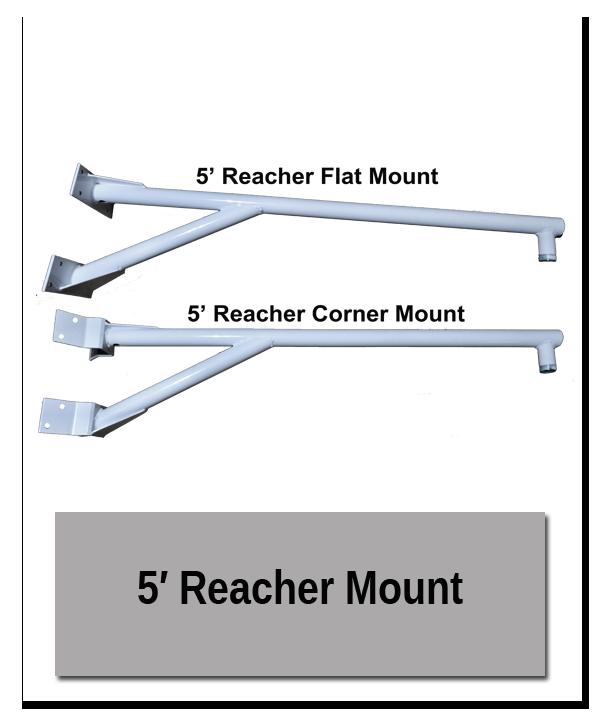 Reacher - Building Mount Showroom