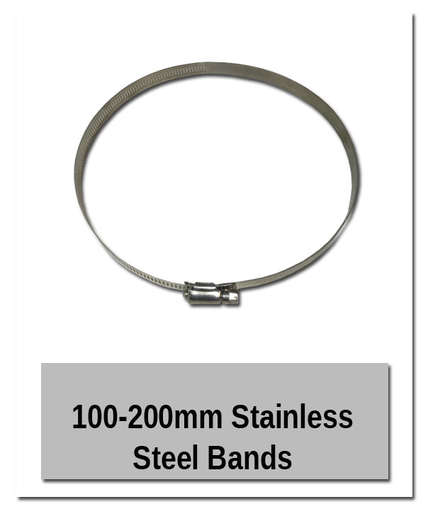 Stainless steel bands - DIY Parts and Pieces