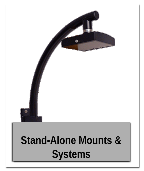 Stand Alone Mounts w shadow gry - Outdoor Showroom