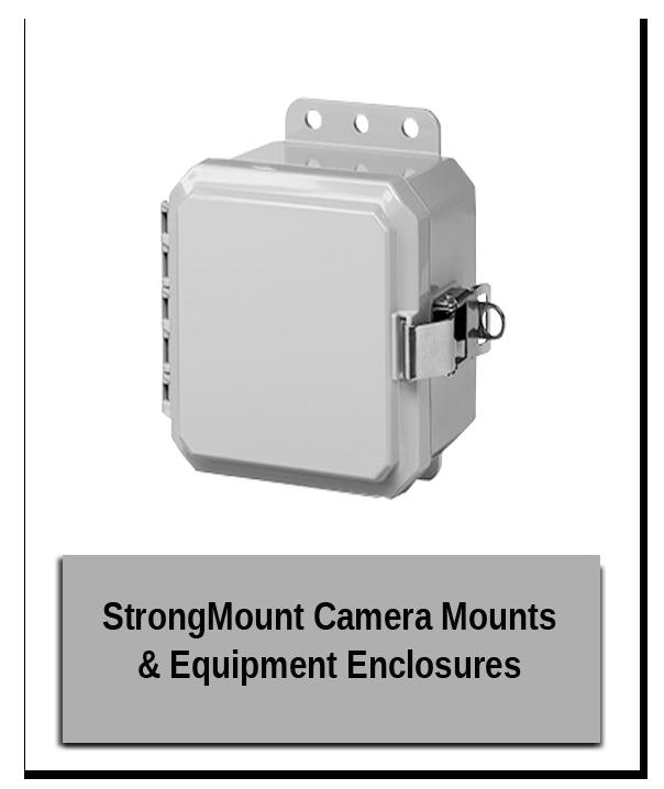 StrongMount Camera Mounts w shadow gry - Outdoor Showroom