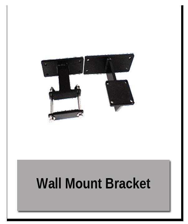 Wall Mount Bracket - Building Mount Showroom