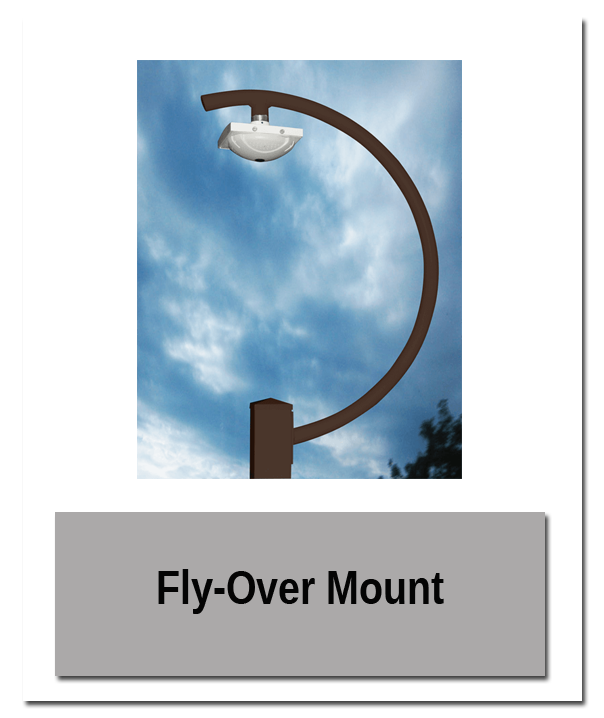 fly over - Building Mount Showroom