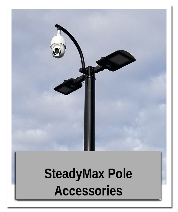 steadymax poles accessories w shadow gry - Outdoor Showroom