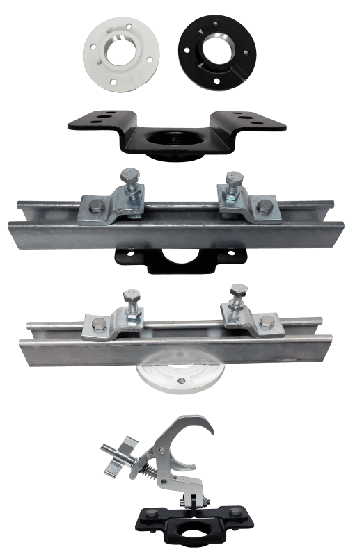 IMS ceiling mount options - StrongPoles are the leaders in outdoor accessories......