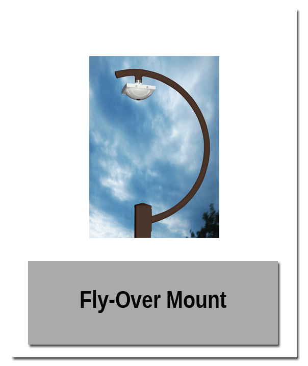 fly over mount - Tenon & Accessory Mounting Pedestal