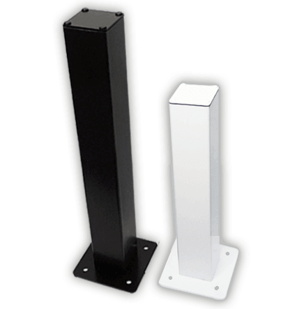 surface mopunt - Surface Mount Pole and Plate