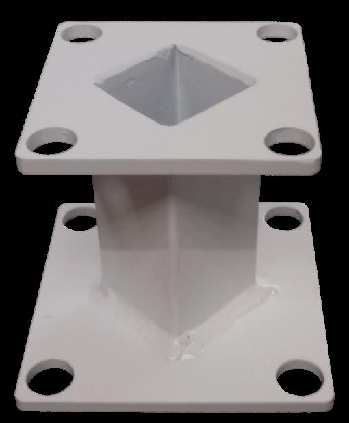 spadaptor2 510x618 - 5'' to 4'' Pole Adapter