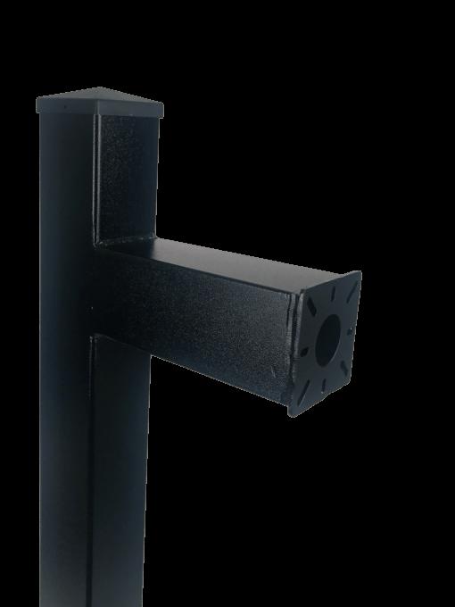 Heavy Duty Architectural Keypad & Reader Pedestal