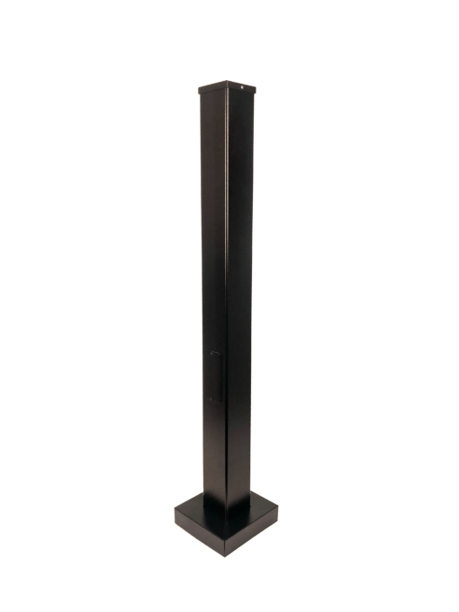Touchless Reader Pedestal fro access control
