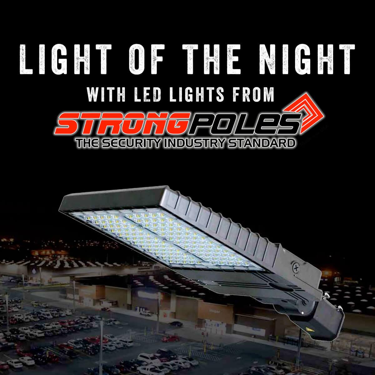 LED Parking Lot & Area Lighting