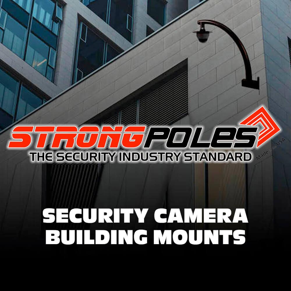 Security Camera Building Mounts