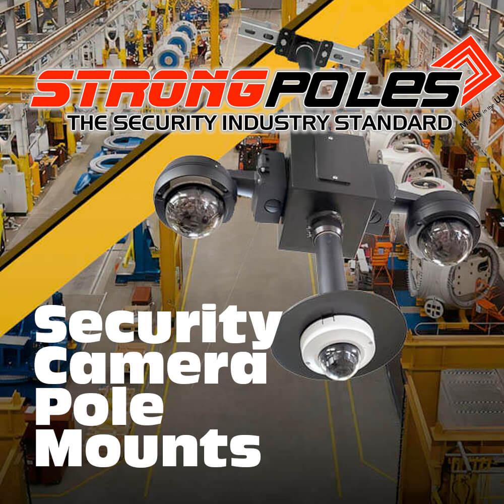 Security Camera Pole Mounts